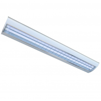 4 Foot Suspended LED Fixture - 100-277V Commercial Lighting Fixture
