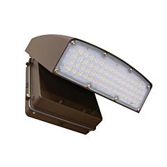 120W LED Wall Pack | High Output Adjustable Outdoor Wall Security Light | 14220 Lumens | 400 Watt Metal Halide Equivalent | Cascade WMK
