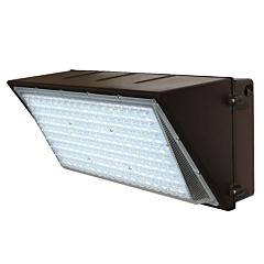 Standard LED Wall Pack | 120W, 14999 lumens | Replaces 600W Metal Halide | Cascade WMN