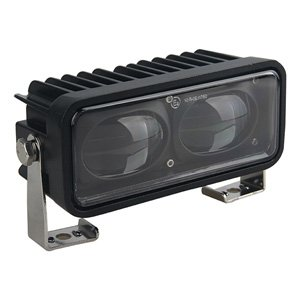Rectangular shaped 18 watt LED light used for crane safety manufactured by Straits Lighting