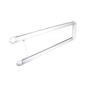 15W LED T8 Tube - 2FT U-Bend - 4000K - Replacement For 32W FL Tubes - 10 Per Case