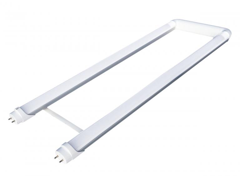 T8 U-bend LED tubes